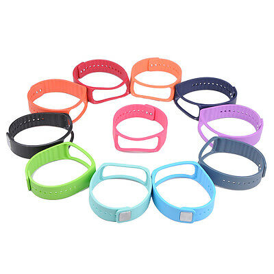 Replacement Watch Wrist Strap Wristband for Samsung Galaxy Gear Fit Stylish