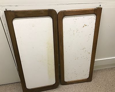 2 sets of Cafe-style Bar Doors & 4 Auxiliary Panels
