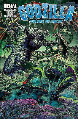 Godzilla Rulers Of The Earth #20