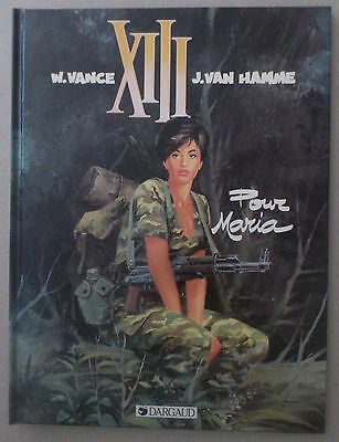 VANCE   ***  XIII n°9. POUR MARIA  ***  EO 1992 NEUF!