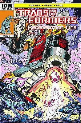 Transformers Regeneration One #94 Cover B