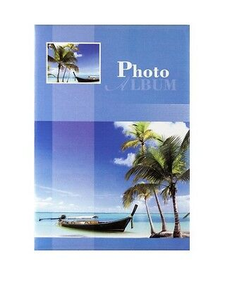 "Slip In Photo Album Holds 200 6"" x 4"" Photos Memo Holiday Memories Thailand Gift"