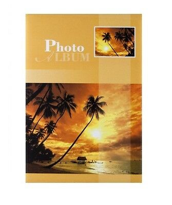 "Slip In Photo Album Holds 200 6"" x 4"" Photos Memo Holiday Memories Ideal Gift"