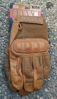 HWI Gear Hard Knuckle Tactical Glove, XLG,