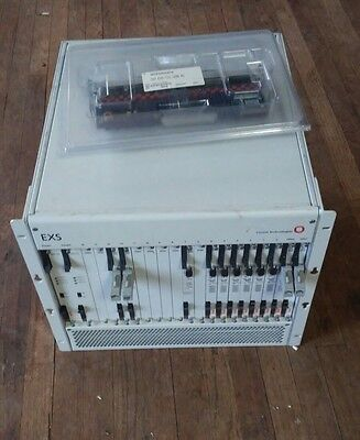 LUCENT EXCEL EXS-2000 (LNX) PROGRAMMABLE SWITCH 80 Loaded