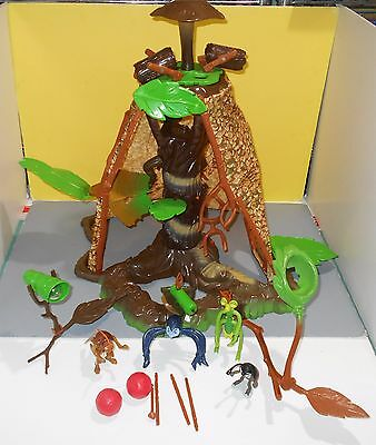 """Disney Pixar A Bug's Life Giant Lightup Anthill Large 22"""" Fortress Playset"""