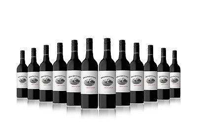 Brackenvine Cabernet Sauvignon Red Wine (12x750ml) Free Shipping
