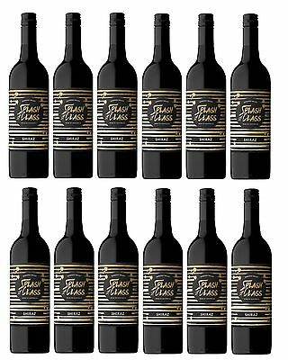 Splash of Class Barossa Valley Shiraz Red Wine 2013 (12x750ml)
