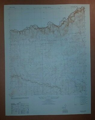 1940's Army Topo Map Rose Hill Texas Sheet 6844 II SW Cypress