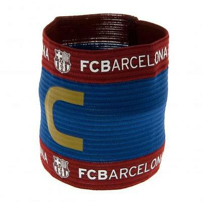 Official Licensed Football Product FC Barcelona Captains Arm Band Game Gift New