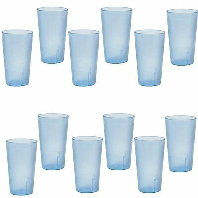 32 oz. Ounce Restaurant Tumbler Beverage Cup, Stackable Cups, Commmerical - #5WQ