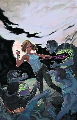 Buffy The Vampire Slayer Season 10 #1 Main Cvr