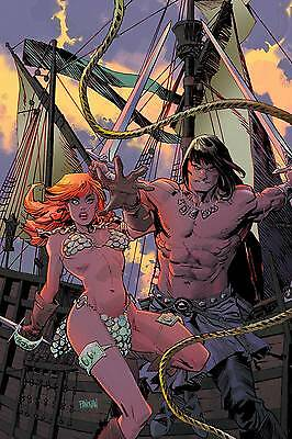 Conan Red Sonja #2