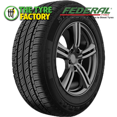 FEDERAL 215/65R14 94H SS-657 Tyres by TTF