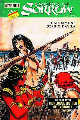 Swords Of Sorrow #5 (Of 6) Cvr C Hack Exc Subscription Cvr