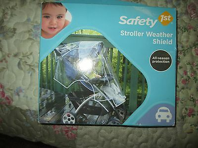 Safety First Stroller Weather Shield
