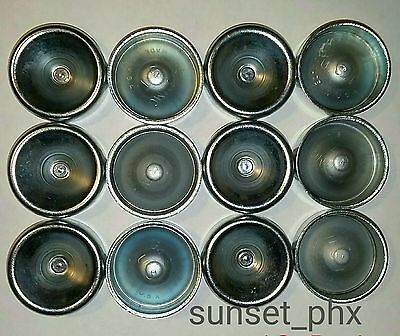 12 Freeze Plugs 34.3MM, 1.350, automotive use only  check my other auctions