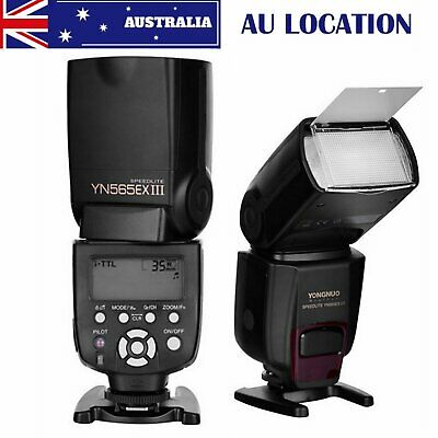 Yongnuo YN-565EX III TTL Flash Speedlite for Nikon D90 D3100 D5100 D7300 Camera