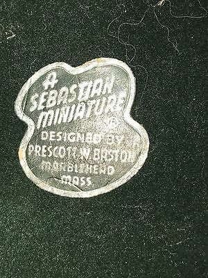 Sebastian Miniature SML-245 The Doctor Neisler Drug Paperweight MARBLEHEAD