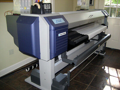 "UJET MC3 Textile Printer with Fabric Handling System & 10"" Drum Heater"