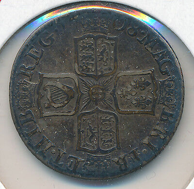 Great Britain Shillng 1708