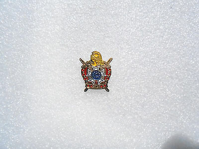 Masonic - Order of DeMolay Lapel Pin (PSCP09)