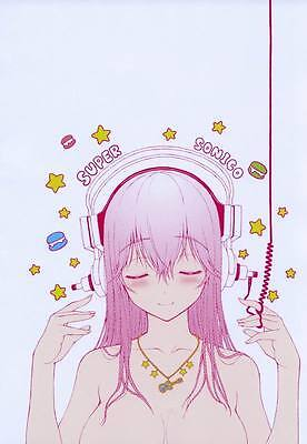 """16806 Hot Anime Cartoon Character - Super Sonico 031 14""""x20"""" Poster"""