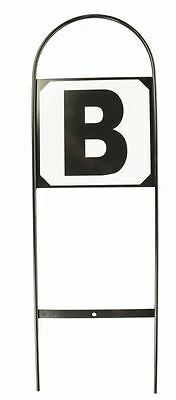 HKM Equestrian Metal Lettered Schooling Pony Horse Riding Dressage Markers New