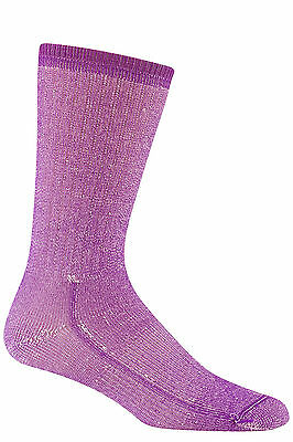 Wigwam Merino Ladies Comfort Hiker Socks - Hot Magenta- Ideal for Walking