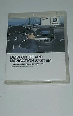 BMW USB - On Board Navigation Map Updates - North America 2014 Version 1A