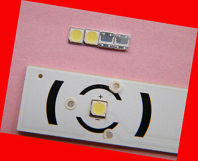 25 Pieces/lot LEDs for LG 3535 6V 2W 200MA SMD Cool white,repair LG Innotek bar