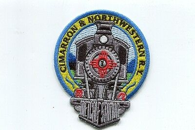 Patch From Philmont Scout Ranch-Outpost Camp- Cimarron & Northwesten