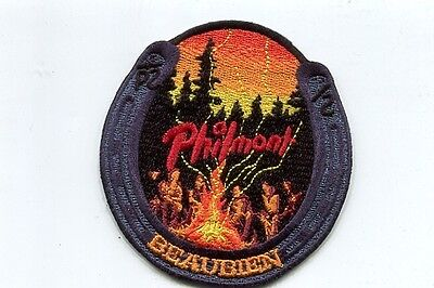 Patch From Philmont Scout Ranch-Outpost Camp- Beaubien