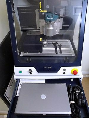 Cnc 4 Axis  Milling Engraver Machine  - Mach3 Software