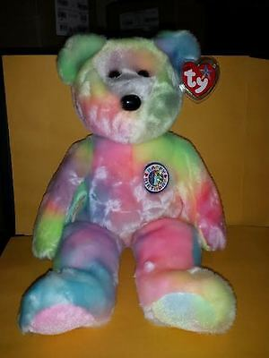 Ty Beanie Buddies B.b. Bear 14 Inch Plush 2001