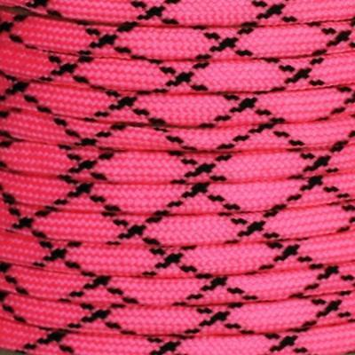 Paracord 550 7 strand (100ft) Military Spec Hot Pink Camo