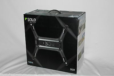 NEW 3DR SOLO SMART DRONE QUADCOPTER for GoPro Action Camera + Original Box SA11A