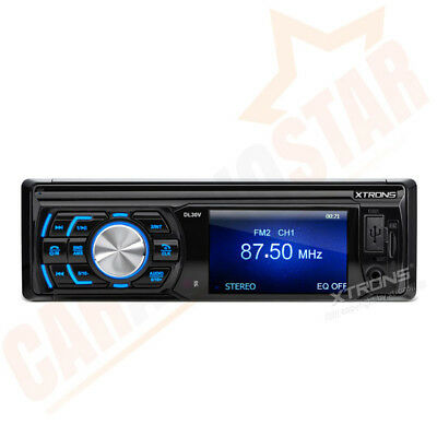 "XTRONS Double 2 DIN Car DVD Player Radio Stereo 6.95"" GPS Navigation Bluetooth"