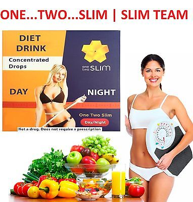 ONE TWO SLIM | ONETWOSLIM | 100% Diet Drink Weight Loss Fat Burner Diet Drops
