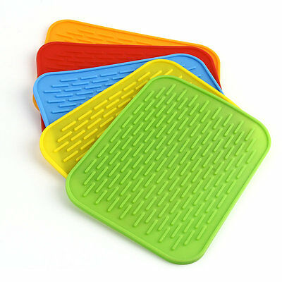 European Style Kitchen Trivet Straightener Holder Mat Anti Ironing Non-slip GT