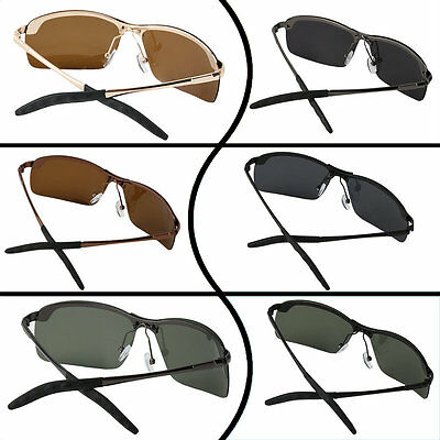 New Night Vision Polarized Sunglasses Glasses for Outdoor Driving Fishing GT