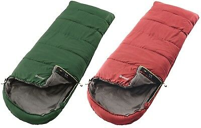 Outwell 3 Season Single Campion Lux Sleeping Bag Camping Equipment