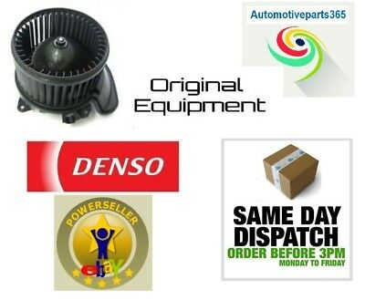 Genuine New Denso Heater Blower Fan Motor for Vauxhall Combo Van 2012 Onwards