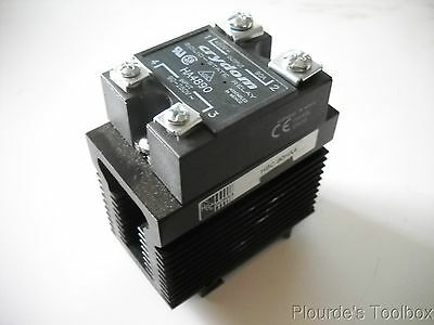 Used HBC Controls-Crydom Solid-State Relay w/ Safety Cover, HA4890, HBC-90HAA