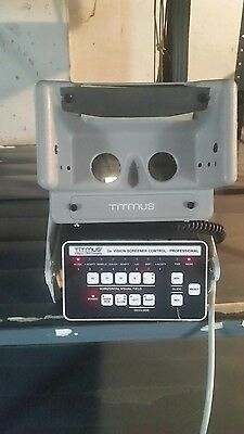 Titmus Vision Screener+ Controller with accessories(perfect condition)