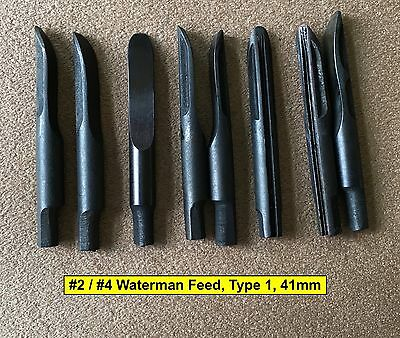 Waterman #2 / #4 Size Feed, Correct for a #52 or #54, BHR, Type 1, 41mm