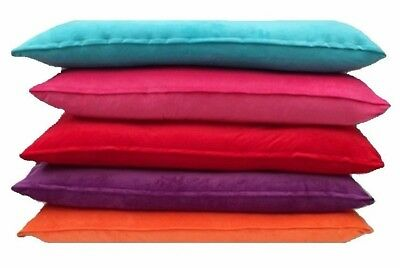 HUGE Floor Cushion Covers or Inserts 5 Sizes Color Options Made in Australia
