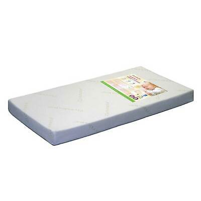 Babywise Baby / Child / Kids Foam Cot Bed Mattress - 140 x 70 X 10 cm