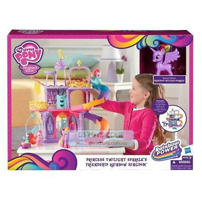 Hasbro My Little Pony Character Girls Twilight Sparkles Rainbow Kids Toy Playset