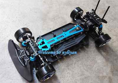 RC Plastic Body Frame For HPI  HSP RC 1:10 Pro HSP Racing On-Road Drift Car